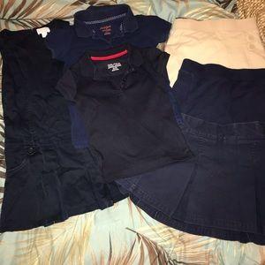 Girls Uniform Bundle (6)